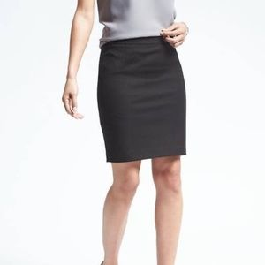 🌸Banana Republic Pencil Skirt Strech